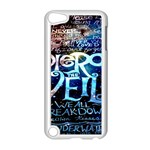 Pierce The Veil Quote Galaxy Nebula Apple iPod Touch 5 Case (White)