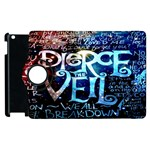 Pierce The Veil Quote Galaxy Nebula Apple iPad 2 Flip 360 Case