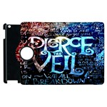 Pierce The Veil Quote Galaxy Nebula Apple iPad 3/4 Flip 360 Case