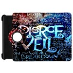 Pierce The Veil Quote Galaxy Nebula Kindle Fire HD Flip 360 Case