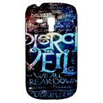 Pierce The Veil Quote Galaxy Nebula Samsung Galaxy S3 MINI I8190 Hardshell Case