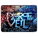 Pierce The Veil Quote Galaxy Nebula Samsung Galaxy Tab 7  P1000 Flip Case