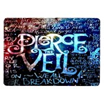 Pierce The Veil Quote Galaxy Nebula Samsung Galaxy Tab 10.1  P7500 Flip Case