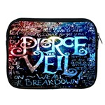 Pierce The Veil Quote Galaxy Nebula Apple iPad 2/3/4 Zipper Cases