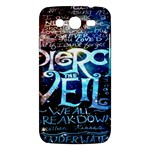 Pierce The Veil Quote Galaxy Nebula Samsung Galaxy Mega 5.8 I9152 Hardshell Case