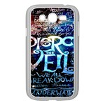 Pierce The Veil Quote Galaxy Nebula Samsung Galaxy Grand DUOS I9082 Case (White)