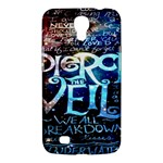 Pierce The Veil Quote Galaxy Nebula Samsung Galaxy Mega 6.3  I9200 Hardshell Case