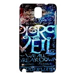 Pierce The Veil Quote Galaxy Nebula Samsung Galaxy Note 3 N9005 Hardshell Case