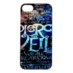 Pierce The Veil Quote Galaxy Nebula Apple iPhone 5S/ SE Hardshell Case