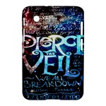 Pierce The Veil Quote Galaxy Nebula Samsung Galaxy Tab 2 (7 ) P3100 Hardshell Case