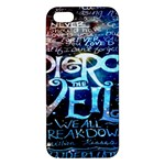 Pierce The Veil Quote Galaxy Nebula iPhone 5S/ SE Premium Hardshell Case
