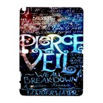 Pierce The Veil Quote Galaxy Nebula Samsung Galaxy Note 10.1 (P600) Hardshell Case