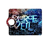 Pierce The Veil Quote Galaxy Nebula Kindle Fire HD (2013) Flip 360 Case