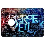 Pierce The Veil Quote Galaxy Nebula Kindle Fire HDX Flip 360 Case