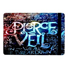 Pierce The Veil Quote Galaxy Nebula Samsung Galaxy Tab Pro 10 1  Flip Case by Onesevenart