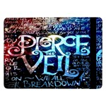 Pierce The Veil Quote Galaxy Nebula Samsung Galaxy Tab Pro 12.2  Flip Case