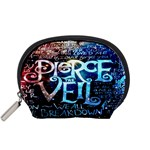 Pierce The Veil Quote Galaxy Nebula Accessory Pouches (Small)
