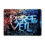 Pierce The Veil Quote Galaxy Nebula iPad Mini 2 Flip Cases