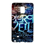 Pierce The Veil Quote Galaxy Nebula Galaxy Note Edge