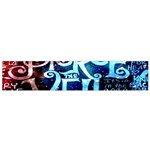 Pierce The Veil Quote Galaxy Nebula Flano Scarf (Small)