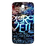 Pierce The Veil Quote Galaxy Nebula Samsung Galaxy Mega I9200 Hardshell Back Case