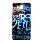 Pierce The Veil Quote Galaxy Nebula Samsung Galaxy Alpha Hardshell Back Case