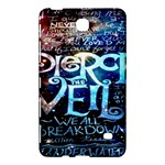 Pierce The Veil Quote Galaxy Nebula Samsung Galaxy Tab 4 (7 ) Hardshell Case