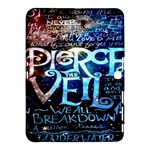 Pierce The Veil Quote Galaxy Nebula Samsung Galaxy Tab 4 (10.1 ) Hardshell Case