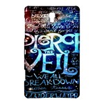 Pierce The Veil Quote Galaxy Nebula Samsung Galaxy Tab S (8.4 ) Hardshell Case