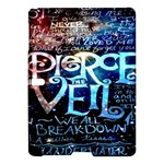 Pierce The Veil Quote Galaxy Nebula Samsung Galaxy Tab S (10.5 ) Hardshell Case