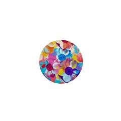 Anemones 1  Mini Buttons
