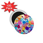 Anemones 1.75  Magnets (100 pack)  Front