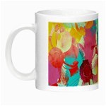 Anemones Night Luminous Mugs Left