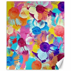Anemones Canvas 8  X 10  by DanaeStudio