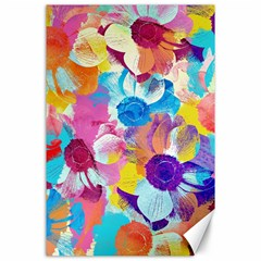 Anemones Canvas 24  X 36  by DanaeStudio