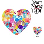 Anemones Playing Cards 54 (Heart)  Front - DiamondJ