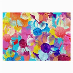 Anemones Large Glasses Cloth (2 Side) by DanaeStudio