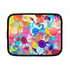 Anemones Netbook Case (small)