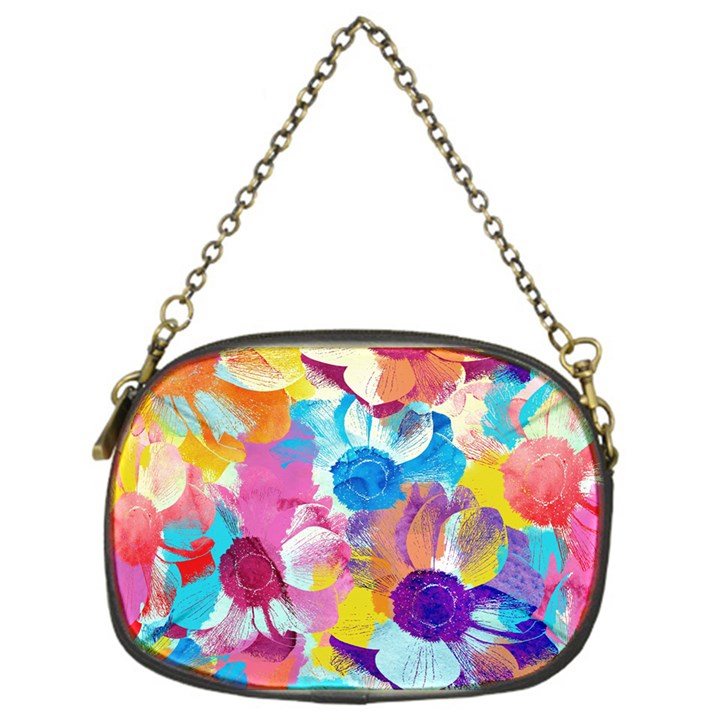 Anemones Chain Purses (One Side)