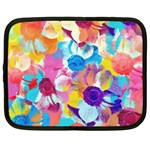 Anemones Netbook Case (XL)  Front