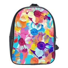 Anemones School Bags(large)  by DanaeStudio