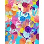 Anemones Large Memo Pads 4.125 x5.5  Memopad