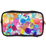 Anemones Toiletries Bags Front