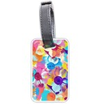 Anemones Luggage Tags (One Side)