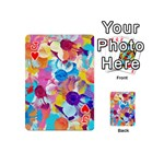 Anemones Playing Cards 54 (Mini)  Front - HeartJ