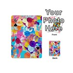 Anemones Playing Cards 54 (Mini)  Front - Spade6
