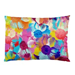 Anemones Pillow Case (two Sides) by DanaeStudio