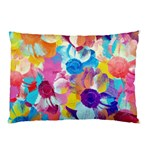 Anemones Pillow Case (Two Sides) Front