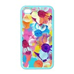 Anemones Apple iPhone 4 Case (Color)