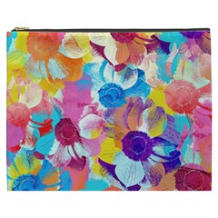 Anemones Cosmetic Bag (xxxl)  by DanaeStudio